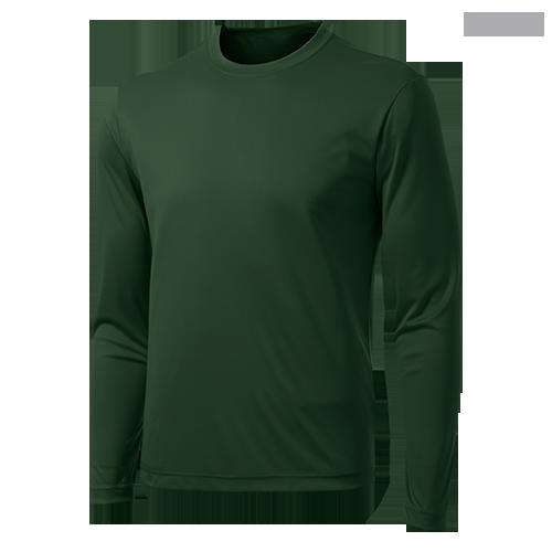 Eyekon series custom performance long sleeve t shirt for Long sleeve custom t shirts