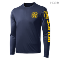 Shop police t shirt designs products hdg tactical Custom performance t shirts