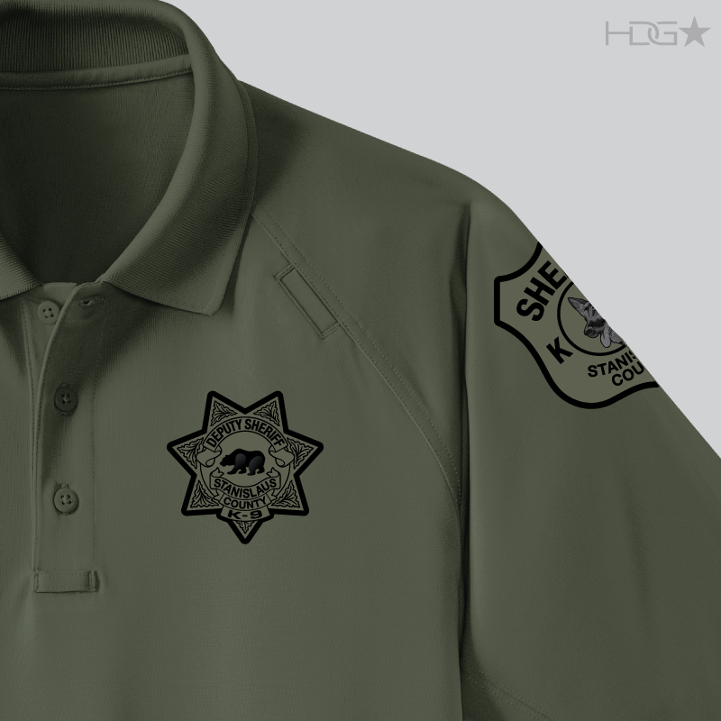 Embroidered Apparel Designs Hdg★ Tactical