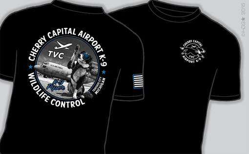 Cherry Capital Airport (TVC) K-9 Team Fundraiser Pre-Sale