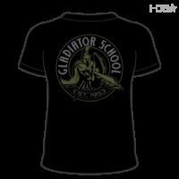 Gladiator School Ladies T Shirt