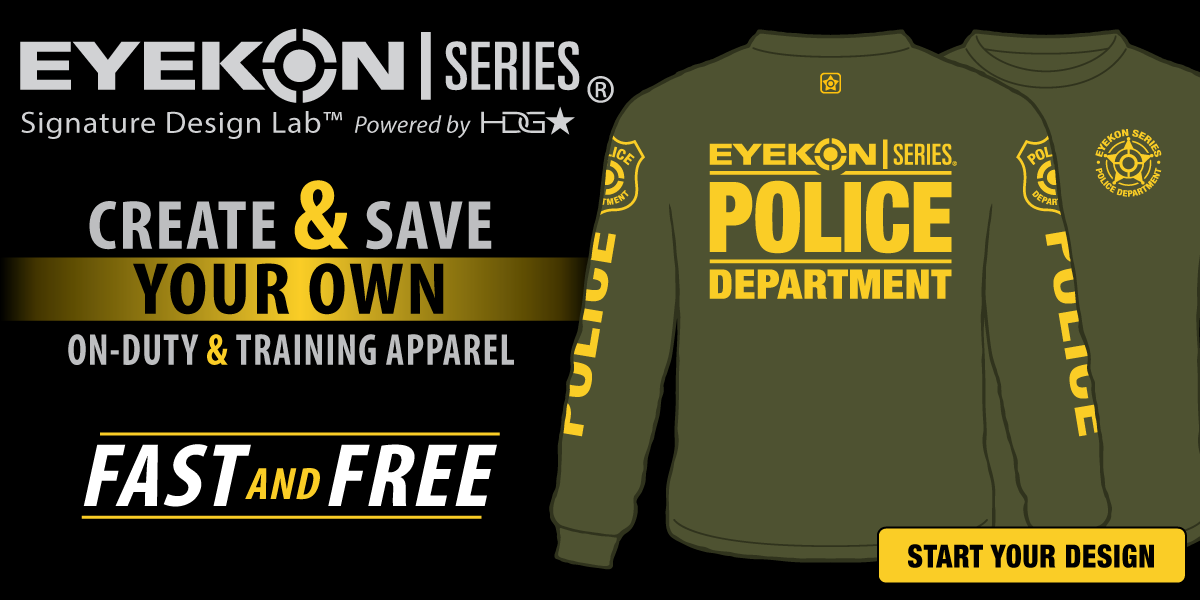 hdg tactical custom products for law enforcement