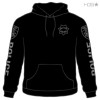 Daly City Police Hoodie