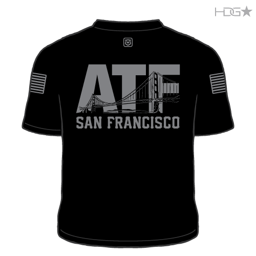 Atf Police T Shirt Hdg★ Tactical