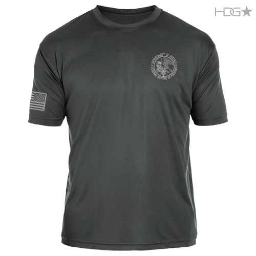Bop Charcoal Premium Performance T Shirt Hdg★ Tactical