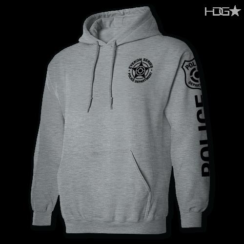 EYEKON Series® Custom 50/50 Pullover Hooded Sweatshirt