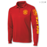 EYEKON Series® Custom Long Sleeve Lightweight Performance Polo
