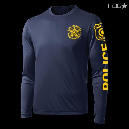 EYEKON Series® Custom Performance Long Sleeve T-Shirt