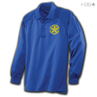 EYEKON Series® Custom Long Sleeve Tactical Performance Polo