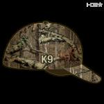 Camo Hat w/ K9