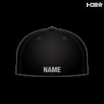 Black Hat w/ Med Grey Name