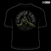 Gladiator School Adult T Shirt