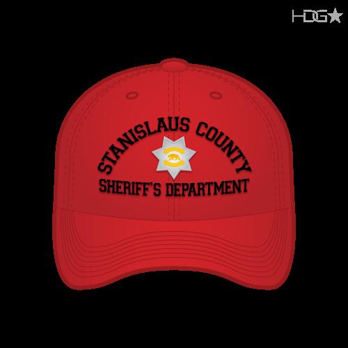 CA Stanislaus Sheriff Rangemaster Hat