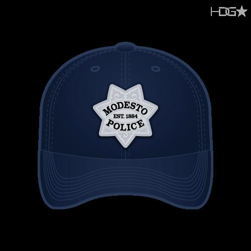 CA Modesto Police Navy Hat