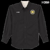 c3428cf431224 Stanislaus County Sheriff Supervisor Association Black Long Sleeve Shirt