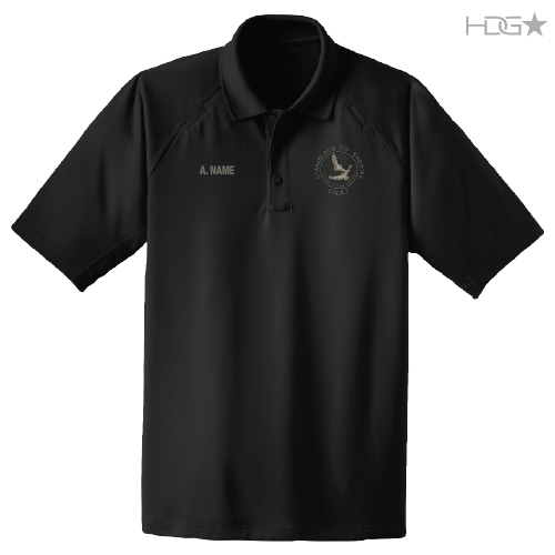 06fd3f7eddeda Stanislaus County Sheriff SWAT Black Tactical Polo - HDG☆ Tactical
