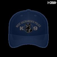 CA West Sacramento Police Navy Dk Grey Hat