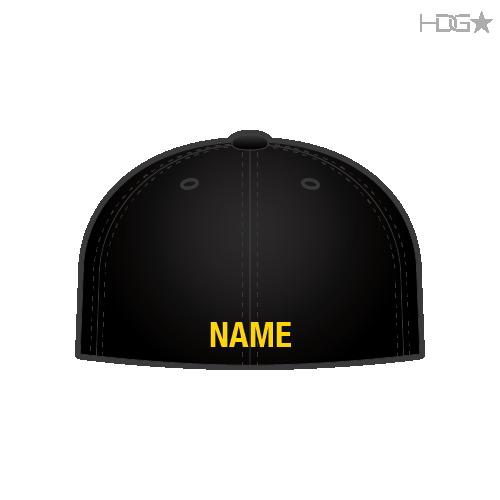 d5d72309d752b Stanislaus County Sheriff Black FLEXFIT® Hat - HDG☆ Tactical