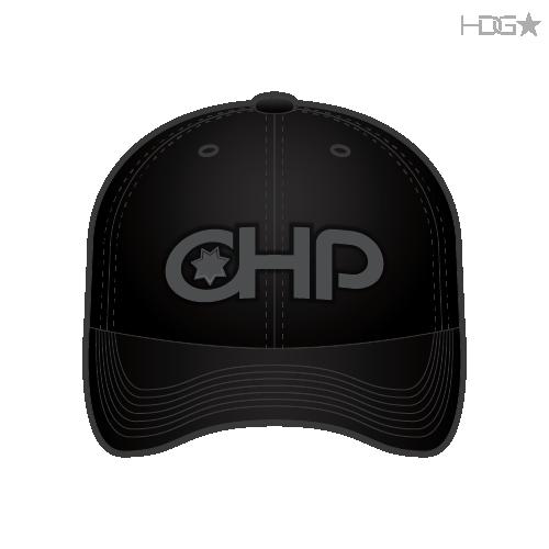 f51d322adaa21 CHP Black FLEXFIT® Hat
