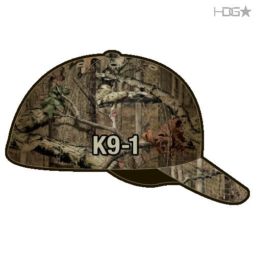 Wilmington Police K 9 Unit Camo Flexfit 174 Hat Hdg★ Tactical