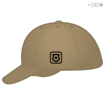 Sand Hat w/ Black Police EYEKON