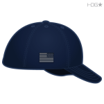 Navy Hat w/ Subdued Flag