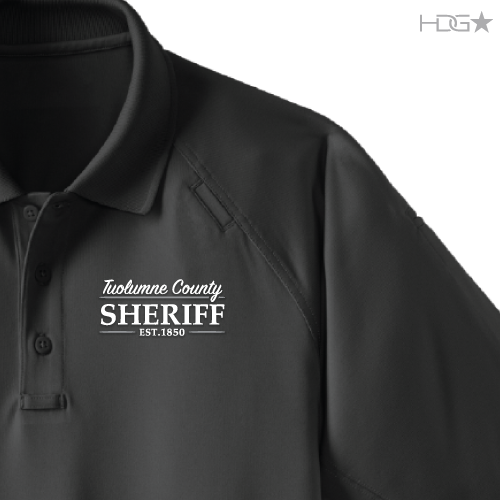 4126a999a8068 Tuolumne County Sheriff Professional Staff Charcoal Long Sleeve ...