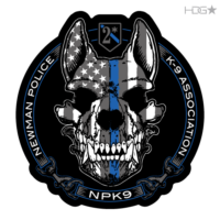 Newman Police K-9 Association Pre-Sale Fundraiser