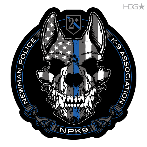 Newman Police K-9 Association Pre-Sale Fundraiser