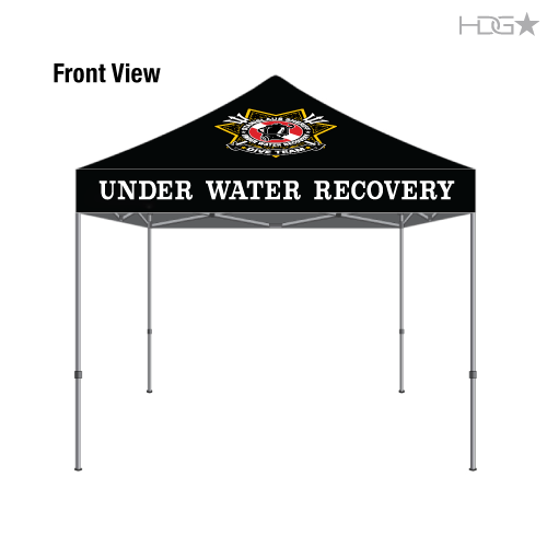 8e91522941c8e Stanislaus County Sheriff Dive Team Pop Up Tent - HDG☆ Tactical