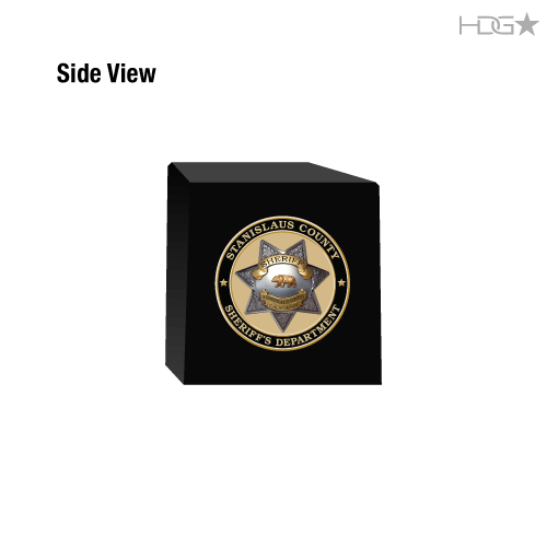 d85cea5a839e3 Stanislaus County Sheriff K-9 Unit Fitted Table Cover - HDG☆ Tactical