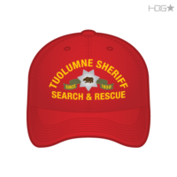 f3d0f229dee66 ... Tuolumne County Sheriff Search   Rescue Red FLEXFIT® Hat