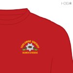 Tuolumne County Sheriff Search & Rescue Red T-Shirt