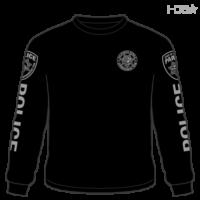 California Parole CPAT Black Long Sleeve T-Shirt