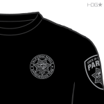 California Parole CPAT Black T-Shirt