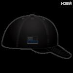 San Francisco Police Bomb K-9 Unit Black FLEXFIT® Hat