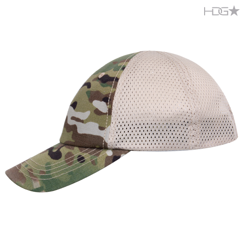 Multicam Low Profile Mesh Back Tactical Cap