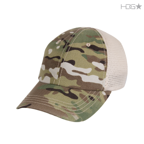 Multicam Low Profile Mesh Back Tactical Cap d6a7b896507
