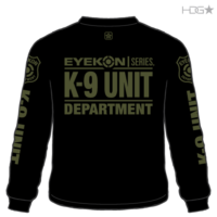 Custom K-9 Unit Shirts