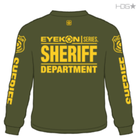 Custom Sheriff Shirts