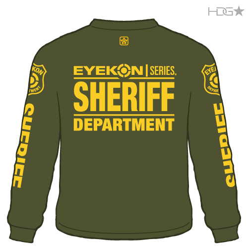 Custom Sheriff Shirts