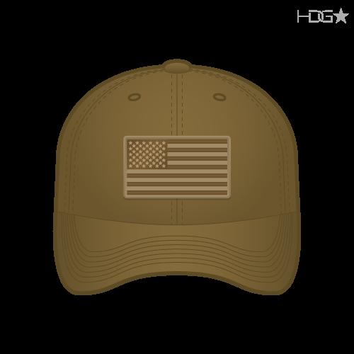 FBI SSTF Sacramento Force Loden FLEXFIT® Hat
