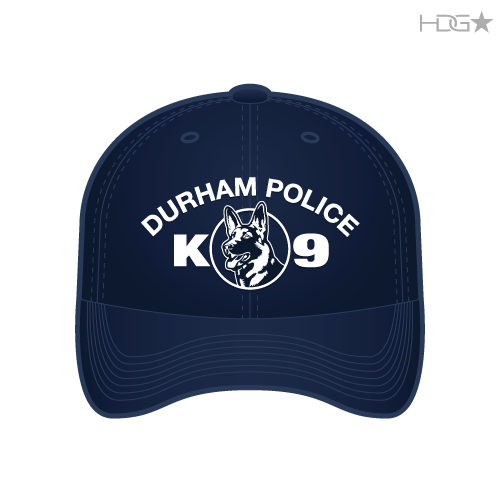 Durham Police K-9 Unit Hat