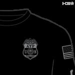 ATF Police Long Sleeve T-Shirt