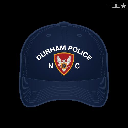 Durham Police Officer Dark Navy FLEXFIT® Hat