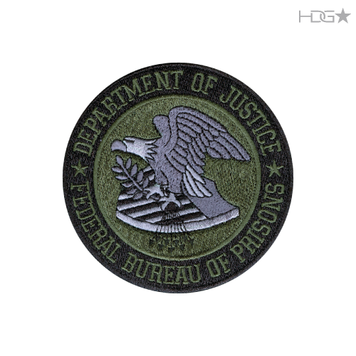 Bop Seal Patch Small Subdued Green Hdg★ Tactical