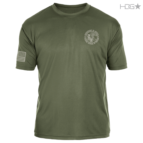 Bop Od Green Premium Performance T Shirt Hdg★ Tactical