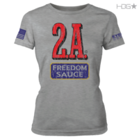 rec-shirt-2a-freedom-sauce-heather-front-ladies