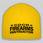 CDCR Rangemaster Beanie