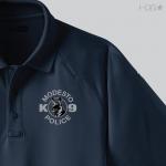 CA Modesto Police K9 Navy Polo